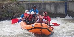 Vadvízi evezés, rafting túrák Dunacsúnyban