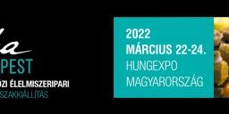 SIRHA Budapest 2022. Nemzetközi Élelmiszeripari és Horeca Szakkiállítás Hungexpo