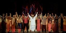 Jézus Krisztus Szupersztár Madách Színház 2021. Online jegyvásárlás