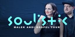 Malek Andi Soulistic – Gospel turné Budapesten a Városmajori Szabadtéri Színpadon