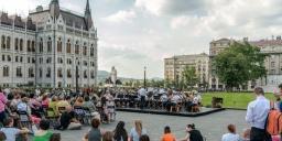 Kossuth téri programok Budapest 2021