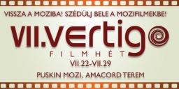 Vertigo Filmhét 2020