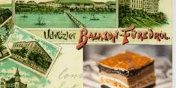 Flódni kóstoló és tematikus séta Balatonfüred reformkori városrészében