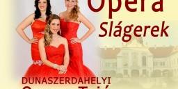 Operett és opera slágerek koncert a Gödöllői Királyi Kastély Lovardájában