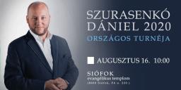 Templomi koncert 2020 Siófok