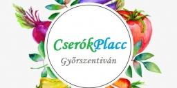 Cserók Placc 2020. Termelői Vásár Győrszentivánon