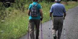 Nordic walking túra gyógyfürdőzéssel, aktív őszi hétvégére hívjuk és várjuk