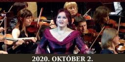 Opera előadás Szekszárdon, Benza Georgina ünnepi operaestje a Művészetek Házában