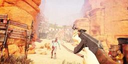 Zombi VR játék, túlélés az arizonai sivatagban vagy harc a gonosz földönkívüli faj ellen