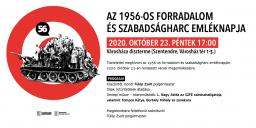 Október 23 Szentendrén, Városi Ünnepség 2020