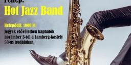 Koncert Mór 2020. Hot Jazz Band koncert