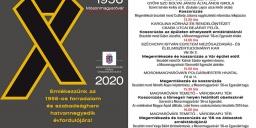 In memoriam 1956 Mosonmagyaróvár 2020