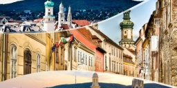 1 éjszakás pihenés a soproni Szieszta Hotelben, wellness, városnézés, kirándulás