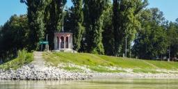 Türr István-emlékmű Baja