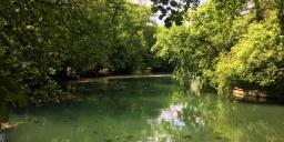 Csónakázó-tó Miskolctapolca