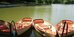 Csónakázó-tó Abaliget