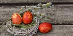 Húsvét Tihanyban 2021. Nyuszibuli