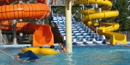 Dávodi Gyógyfürdő és Strandfürdő Csúszdapark