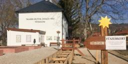 Diási vízimalom, Pékmúzeum, Herbárium és Fűszerkert Gyenesdiás