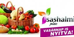 Sashalmi Piac és Ökopiac 2021 Budapest