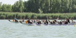 Fadd-Dombori Sárkányhajó versenyek 2021