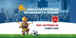 Építőipari Szakember Találkozó 2021 Budapest