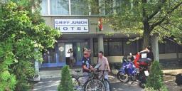 Gerand Hotel Griff Junior Budapest