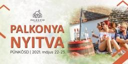 Pünkösd Palkonya 2021