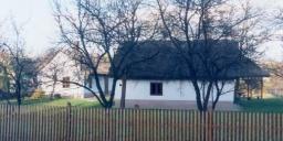 Néprajzi ház Tápiószele