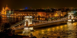Éjszakai futás Budapest 2021. Generali Night Run Budapest