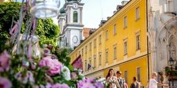 Pünkösdi Virágálom 2021 Székesfehérvár. Fehérvári Virágos Pünkösd