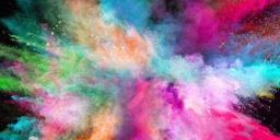 Tős Holi Color Fesztivál 2021 Lakitelek-Tőserdő