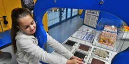 Természettudomány gyerekeknek, a természet műhelye a Csodák Palotájában