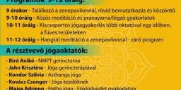 Nemzetközi Jóganap Sopron 2021