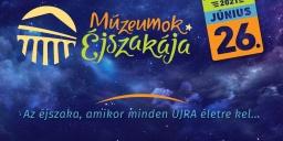 Múzeumok éjszakája Rákoshegyi Bartók Zeneház 2021