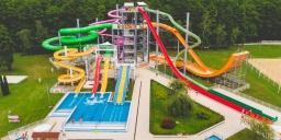 Csúszdapark Zalakaroson 2021. Nyári élmények a strandon
