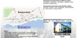 Balatoni kerékpározás 2021. Bringakali nap