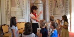 Múzeumi foglalkozások gyerekeknek, múzeumpedagógia a Gödöllői Királyi Kastélyban