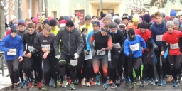 Karácsonyi Rohanás futóverseny Győr 2021
