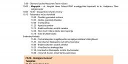 Geresdlaki Gőzgombóc Fesztivál 2021