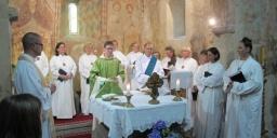 Gregorián szentmise 2021