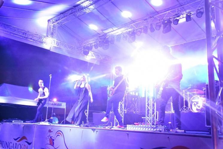 Hungarospa koncert 2020. Honeybeast élőkoncert 2020. augusztus 21-én Hajdúszoboszlón