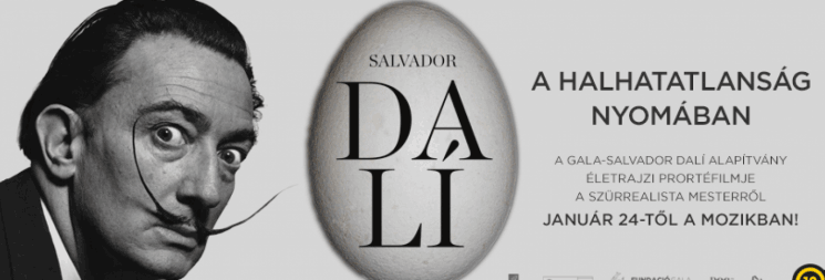 Salvador Dalí: A halhatatlanság nyomában. Portréfilm a szürrealizmus mesteréről