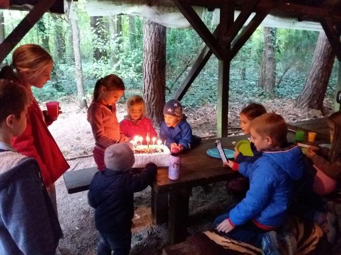 Születésnap a szabadban, gyönyörű környezettel várjuk a Budakeszi Arborétumban