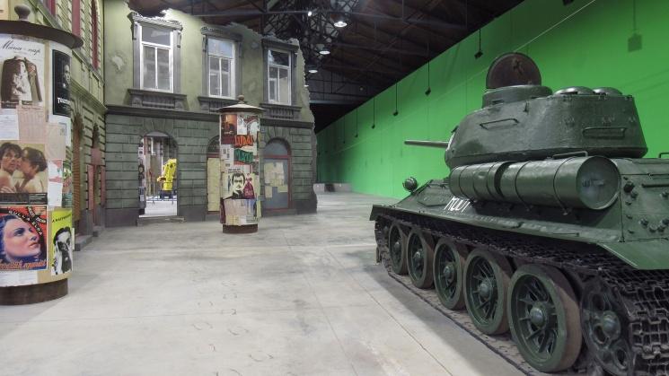 Osztálykirándulás Borsodban, programok Ózdon a Nemzeti Filmtörténeti Élményparkaban