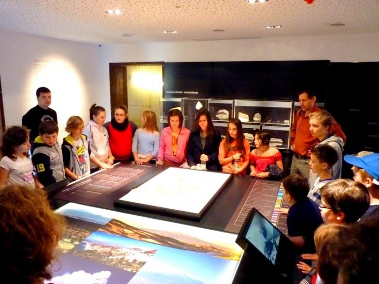 Múzeumi foglalkozások és óra gyerekeknek a Kemenes Vulkán Parkban
