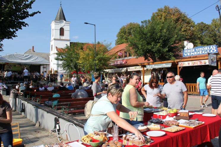 Szent Mihály-napi búcsú Balatongyörök 2021