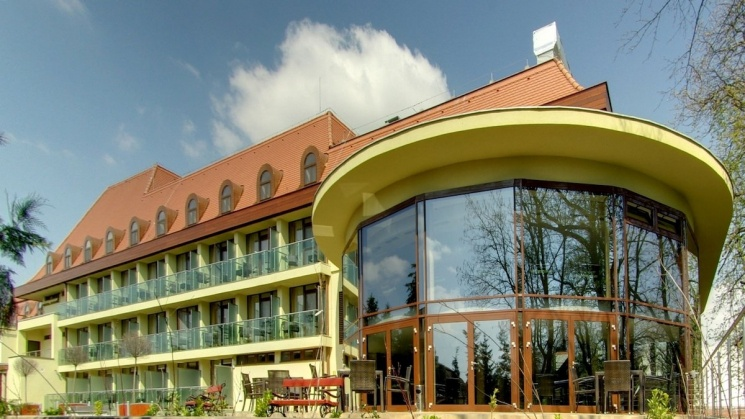 Wellness Hotel Gyula**** Superior