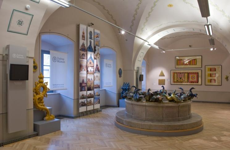 Zsolnay Múzeum Pécs