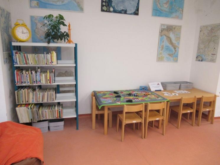 Eötvös Károly Megyei Könyvtár Gyermek- és Ifjúsági Könyvtár